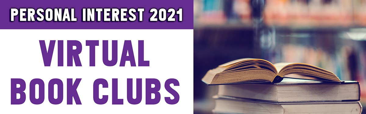 Virtual Book Clubs 2021