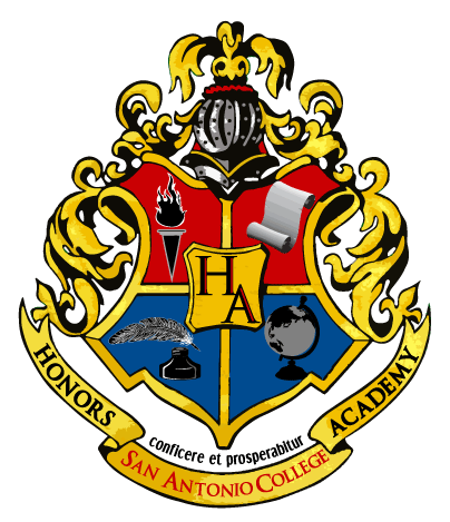 Honors Academy Crest